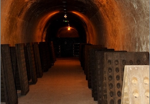 Caves Taittinger #20