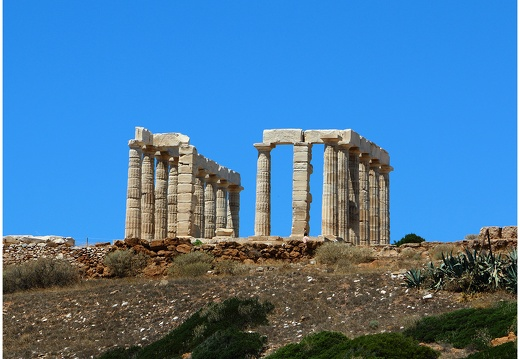 Pointe Sounion, Temple de Posséidon #01
