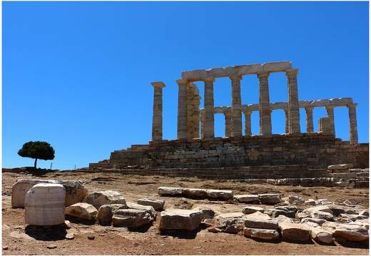 Pointe Sounion, Temple de Posséidon #04