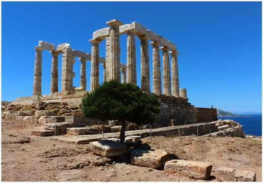 Pointe Sounion, Temple de Posséidon #05