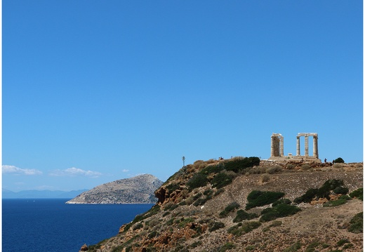 Pointe Sounion, Temple de Posséidon #08