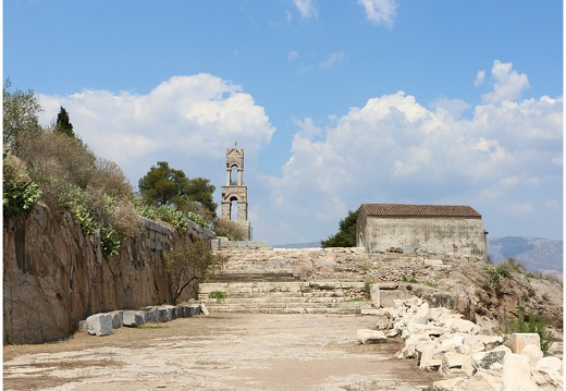 Elefsina, site antique d'Eleusis #05