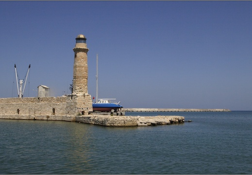 Rethymnon, ancien phare #17