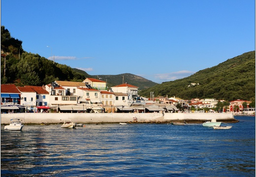 Parga, port #09