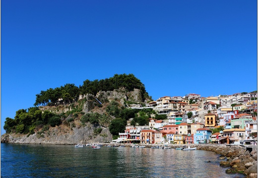 Parga, port #16