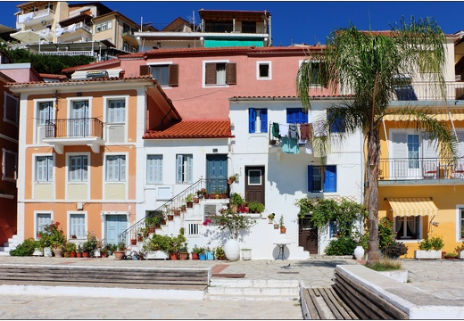 Parga, port #22