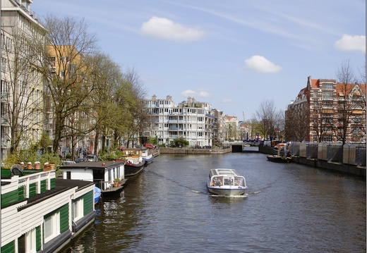 Amsterdam, canal #07