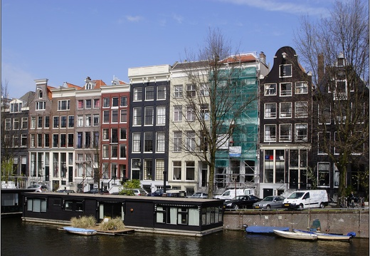 Amsterdam, canal #12