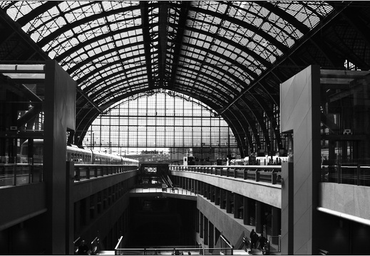 Anvers, gare centrale #08