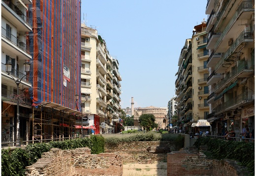 Thessalonique, site antique et Rotonde #01